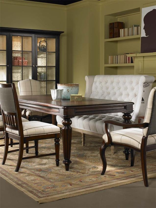 Dining Table With Upholstered Bench Google Search Maybe