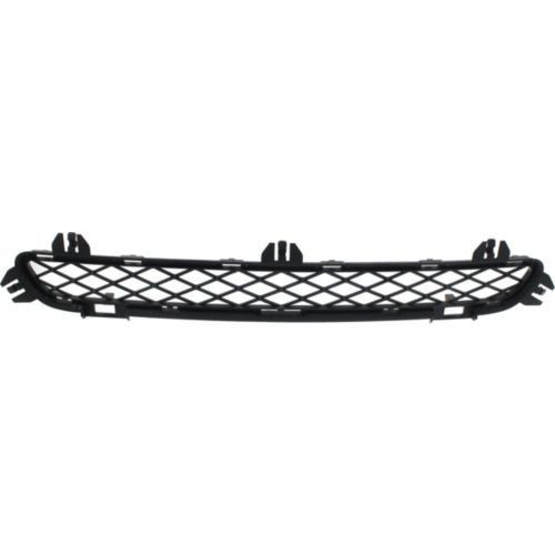 20112014 BMW X3 Front Bumper Grille, Center, Black Bmw
