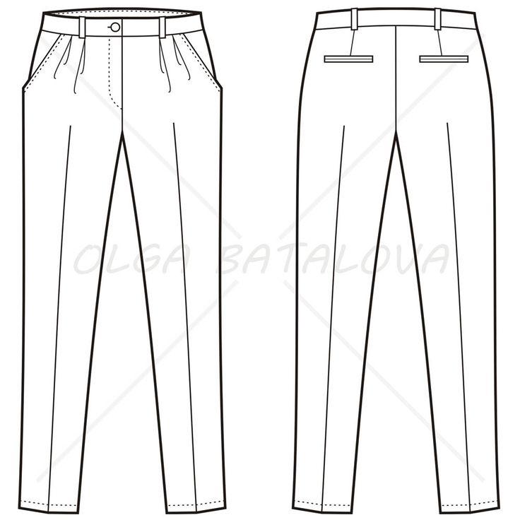 flat fashion template - חיפוש ב-Google