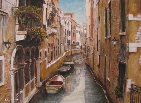 Venezia La Serenissima.... the most serene city!