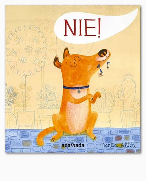 Nie! - Natuli - księgarnia dla dzieci i rodziców