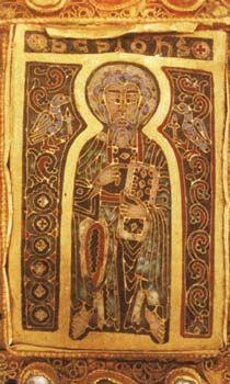 János apostol, akire Jézus az Édesanyját bízza , a leghűségesebb apostol (János =Jányos, a jóságos)