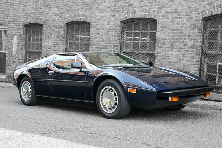 While the supercars from the 1970's looked great and were fast, none were as practical as the Maserati Bora. This 1975 model is a testament to that, with plenty of room inside, along with a full size front trunk, and...