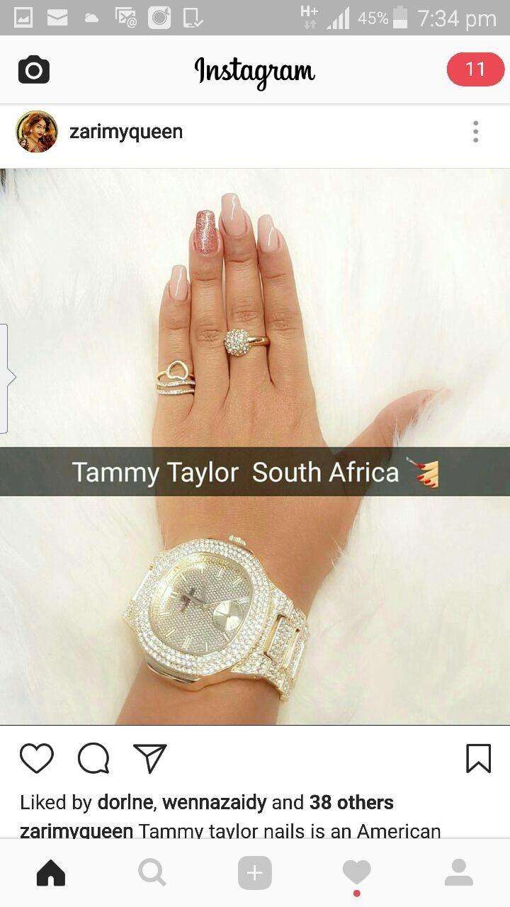 Mrs SA 2017 #tammytaylornailsmrssa Tammy Taylor Nails Africa / Tammy Taylor Nails Middle East / Tammy Taylor Nails Australia brings you Magical Nails.  #crueltyfree #bestsalonsouthafrica #bestbeautysalon #starbucks #domperignon #chromenails #chromeandwhite #chromedress #porche #classicporche #bestnailsinafrica #nailsinpretoria #nailstrending #tammytaylornailssouthafrica #tammytaylornailssa #nailsofpinterest
