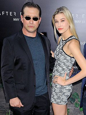 Hailey Baldwin, Stephen Baldwins Daughter, Turns Heads at After Earth Premiere