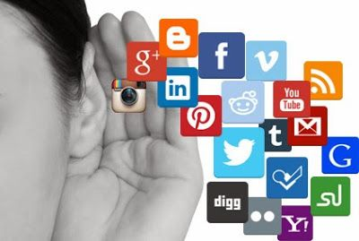 Your Web Dude: Using Social Media for Listening