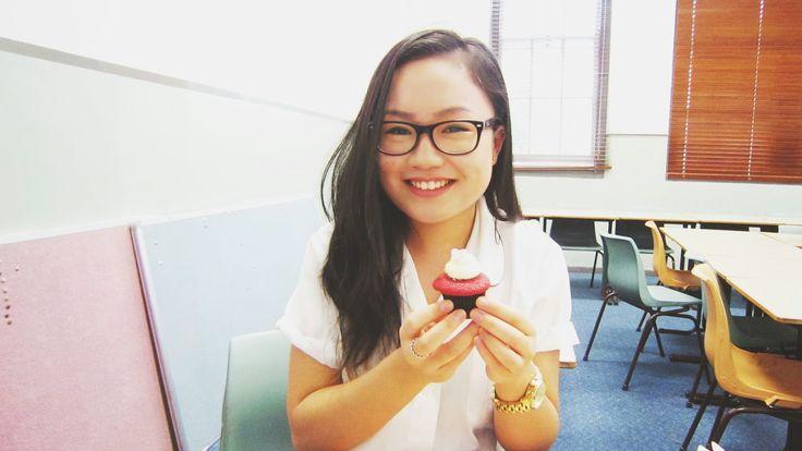 birthday (cup) cake