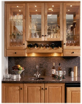 20 Best Images About Built In Bar Ideas On Pinterest