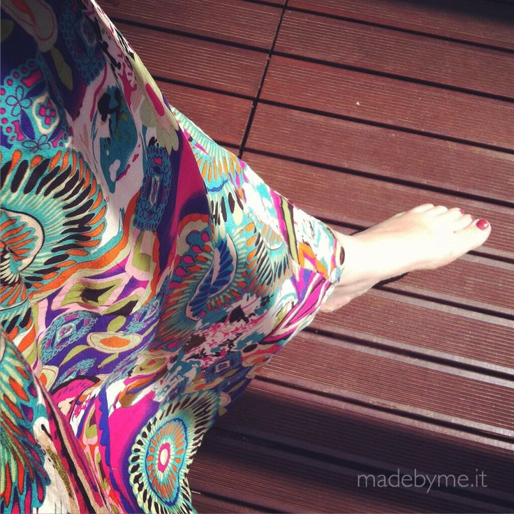 #summer #toes #maxidress #pedicure #summer #love www.madebyme.it