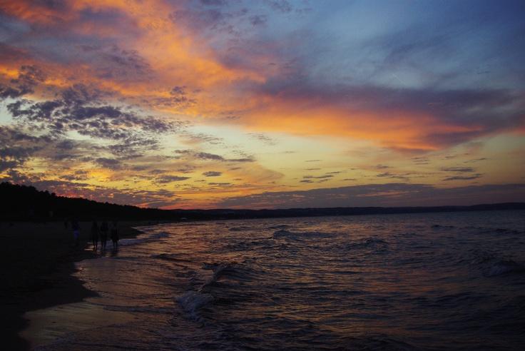 Brzeźno, Baltic Sea
