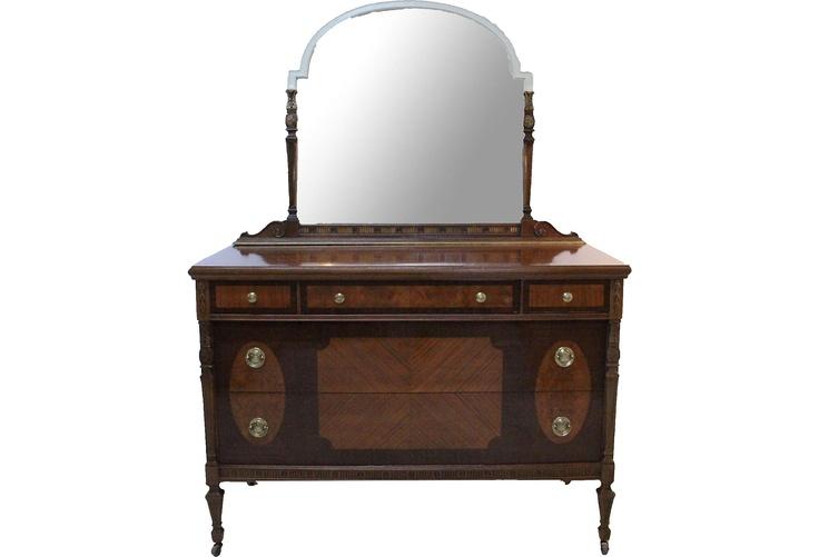29 best 1930s bedroom images on pinterest 1930s bedroom - 1930 s mahogany bedroom furniture ...