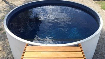 Best 25 Concrete Pool Ideas On Pinterest Lap Pools Walk In Pool And Modern Pools
