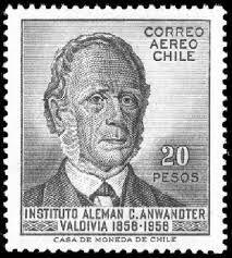 Carlos Anwandter Instituto Alemán de Valdivia