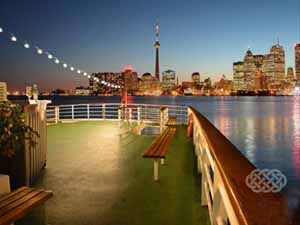 Toronto Dinner Cruises - Sightseeing Dinner Boat Tours and Entertainment on Toronto Harbour