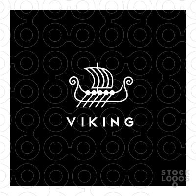 viking ship logo - Google Search
