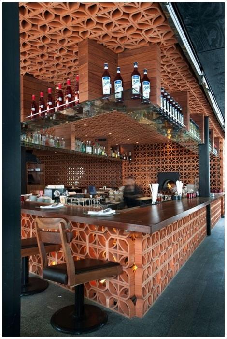La nonna restautant mexico city architecture for Restaurant la cuisine limoges