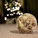 DIY Χριστουγεννιάτικα στολίδια από πηλό