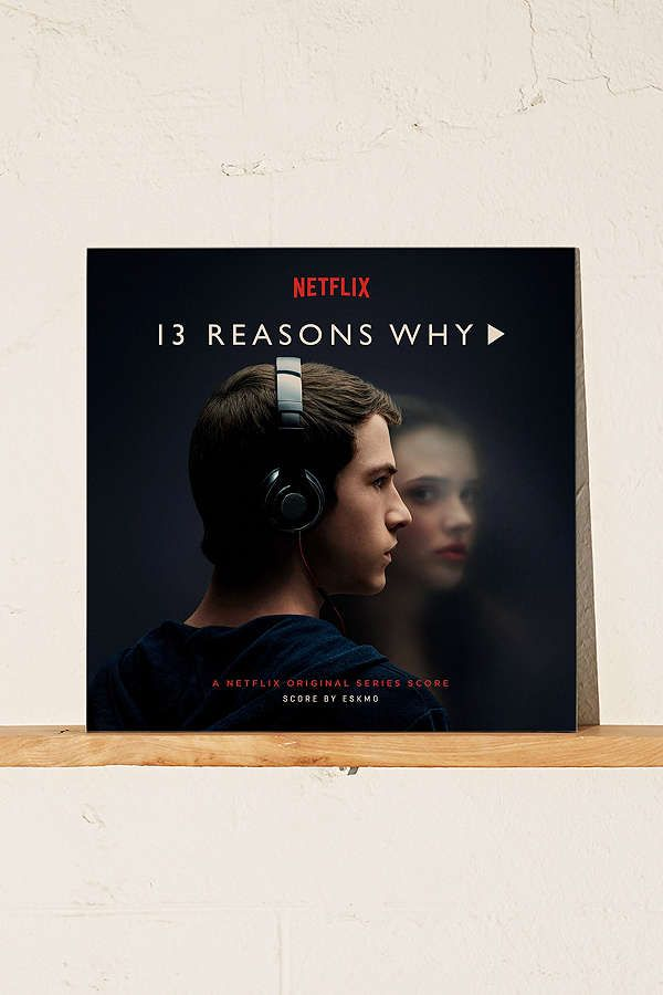 Slide View: 1: Various Artists - 13 Reasons Why Original Score 2XLP