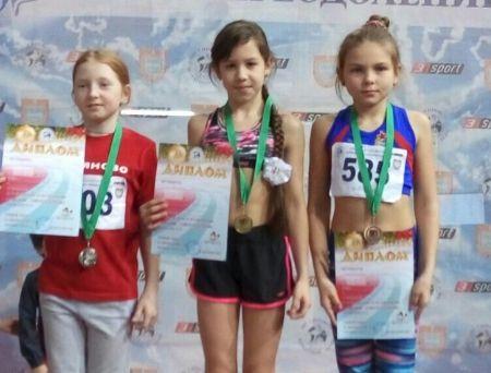 Евгения Вихор заняла 1-е место в двоеборье - Сайт города Домодедово