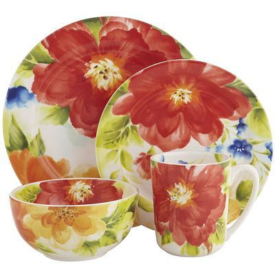 Amelia Dinnerware, I want they would be beautiful with my colbalt blue glassware