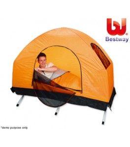 bestway 4-in-1 fold and rest ,bed,stretcher,tent,slaapplek,wandelen,outdoor,survival,bedden,camping, preppen
