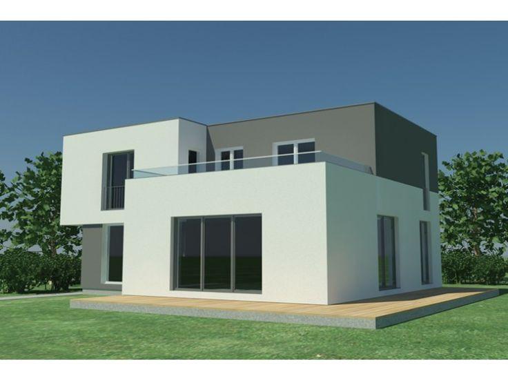 Hausbau modern flachdach  Die 111 besten Bilder zu Einrichten und Wohnen auf Pinterest ...
