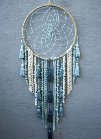 Beachy Dreamcatcher