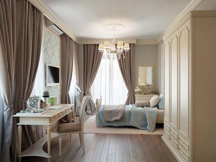 Дизайн квартиры в Санкт-Петербурге (визуализация интерьера)