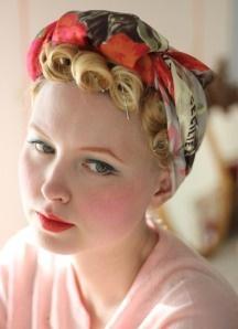 Enjoyable 28 Best Images About 1940S On Pinterest Vintage Fabrics Tea Short Hairstyles Gunalazisus