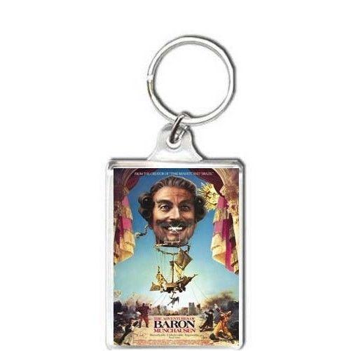 1989 Film adventures of baron munchausen KEYRING KEYCHAIN LLAVERO   Collectables, Keyrings   eBay!