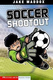 Image result for fiction soccer books