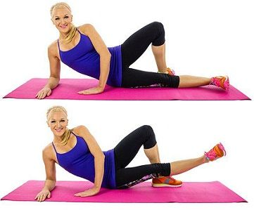 7 Simple Exercises to Reduce Thigh Fat   Styles Of Living