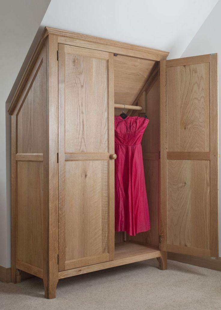 Best 25 eaves storage ideas on pinterest eaves bedroom for Loft storage