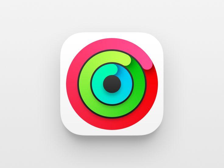Apple Watch Activity icon