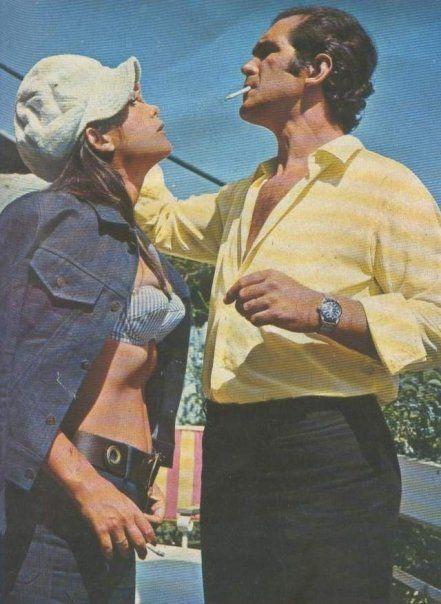 18 σπάνιες φωτογραφίες της Τζένης Καρέζη - Ελληνικός Κινηματογράφος