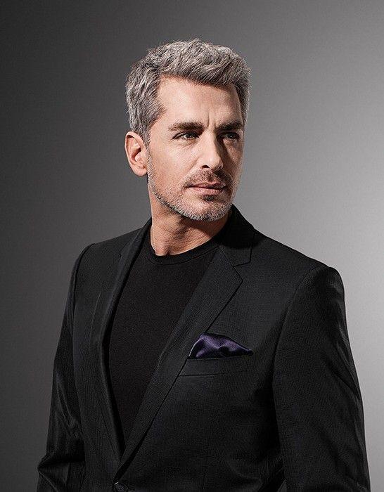 Wella Short Grey Hairstyles William Tear