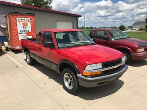 2000 Chevrolet S10 Pickup -  Mariah Hill, IN #0284734766 Oncedriven