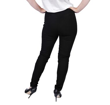 Spanner Pleather Front Pull-On Pant #SPANNER #InspiredStyle #Fall #Fall15 #Fashion #Style #Design #Canada #Shop #Online #Womens #Clothing #Inspire