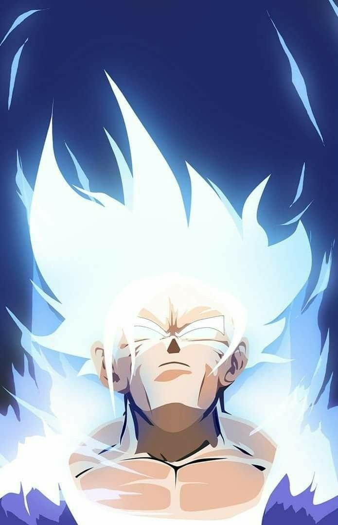 Unbelivable Ultra Instinct Goku