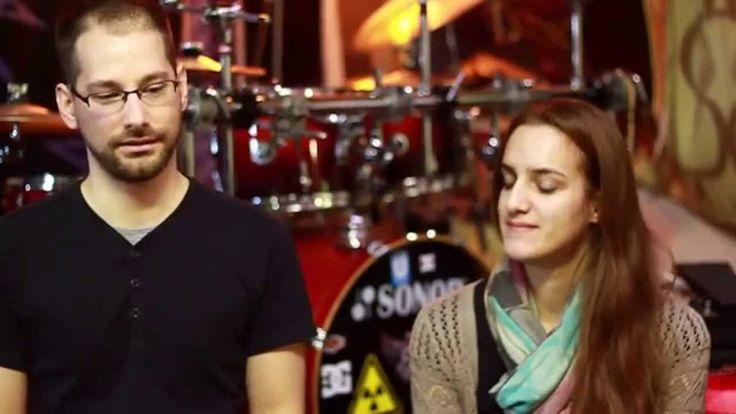 Interview video with Dömötör, Marcsi and János (in hungarian).  A PohArt - Underground művészeti beszélgetős műsor vendégei voltunk nemrég. Ezt a műfajt is tanulni kell smile emoticon