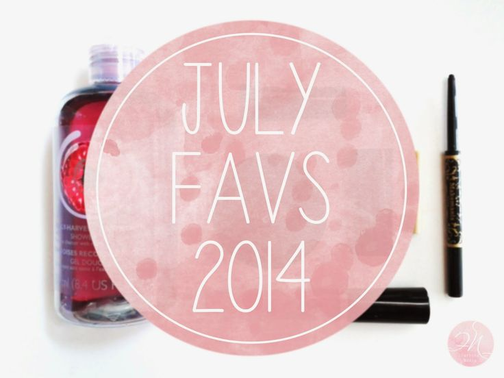 July 2014 Favourites