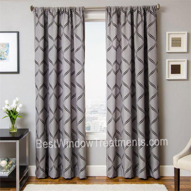 Roxanne Curtain Dry Panels Bestwindowtreatments 108 Inch Curtainslinen Curtainsblackout