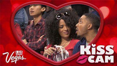 Kiss Cam – 15 Funny GIFs