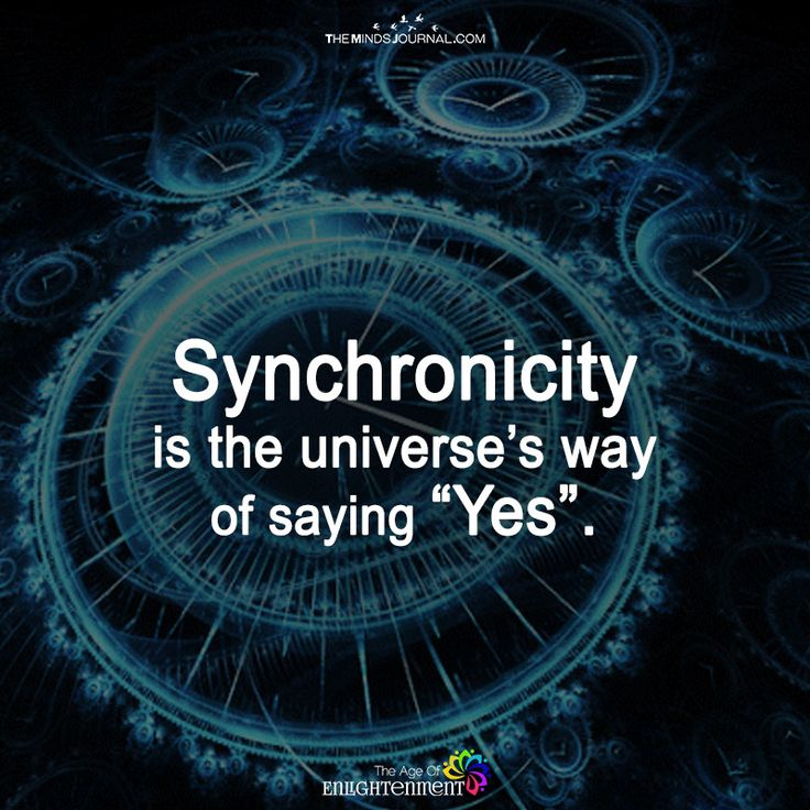 Synchronicity - https://themindsjournal.com/sychrocty/