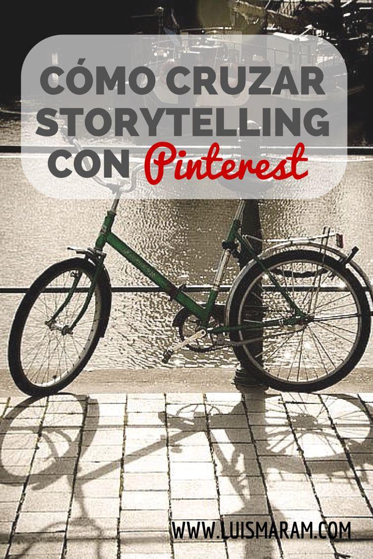 La historia de tu empresa es única y Pinterest es el lugar perfecto para que la cuentes en forma de imágenes, infografías y videos ¿Te has preguntado alguna vez cuáles son los mejores pines? Son aquellos que cuentan historias. #PinterestTipsenEspañol