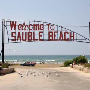 Sauble Beach in Ontario.  I have amazing memories of this place.
