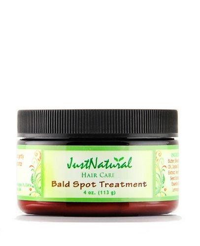 Bald Spot Treatment--hair loss