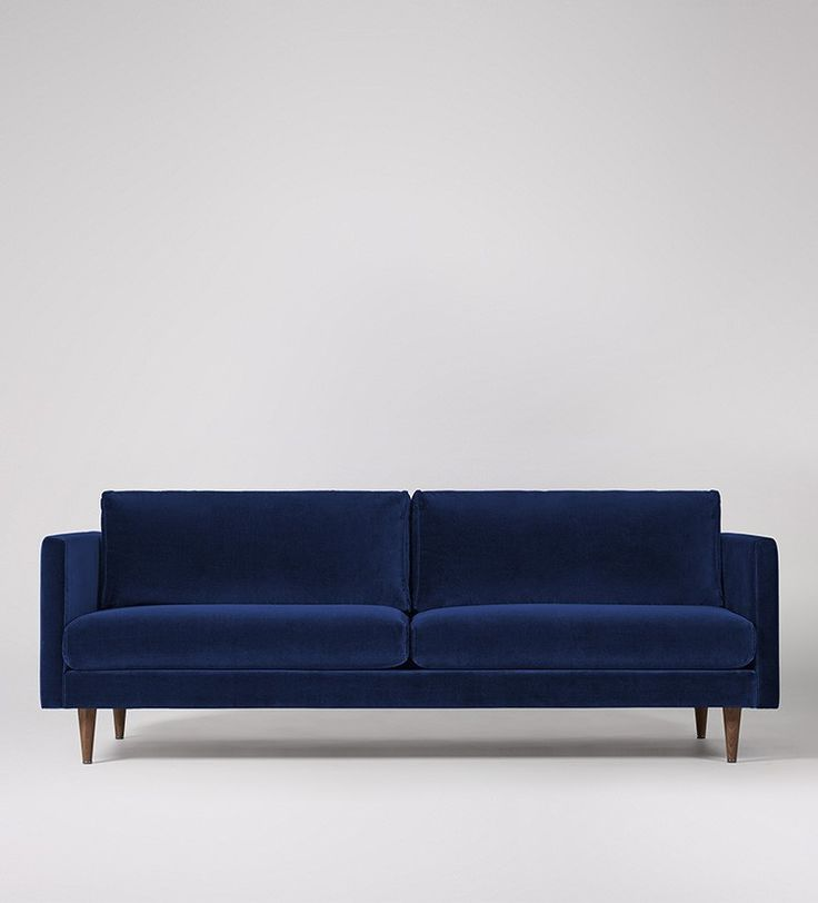 Tivoli Three-Seater Sofa   Swoon Editions