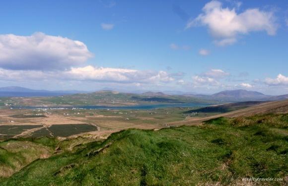 Views to Valentia Island, Ireland