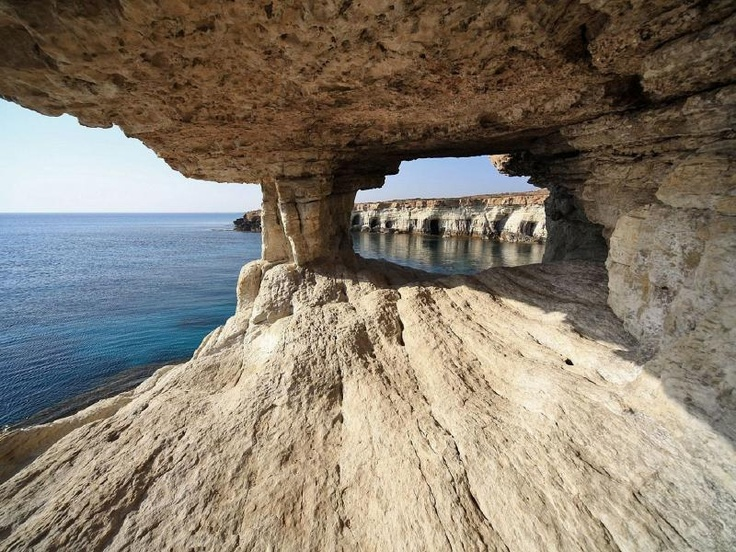 Caves, Paralimni, Famagusta, Cyprus